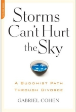 STORMS CAN'T HURT THE SKY: A Buddhist Path Through Divorce